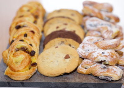 Danish Pastries & Cookies