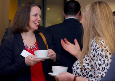 Coffee for Business event